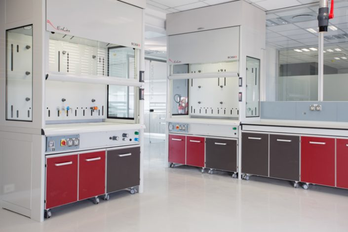 laboratory design and construction