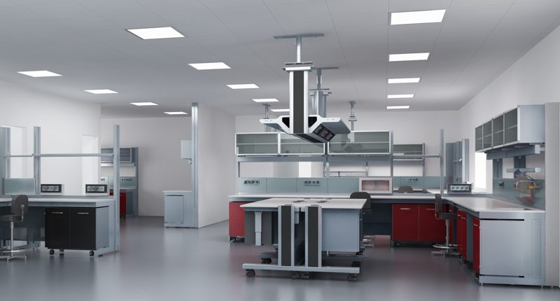laboratory design and construction