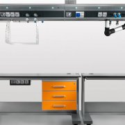 Lab equipment with modularity